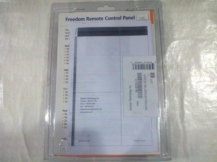 New Xantrex Remote Control Panel  Generators