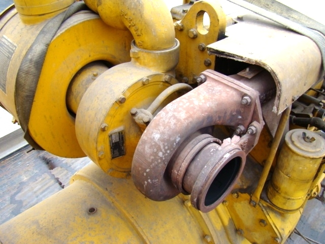 CATERPILLAR STAND BY DIESEL GENERATOR 230 KW FOR SALE  Generators