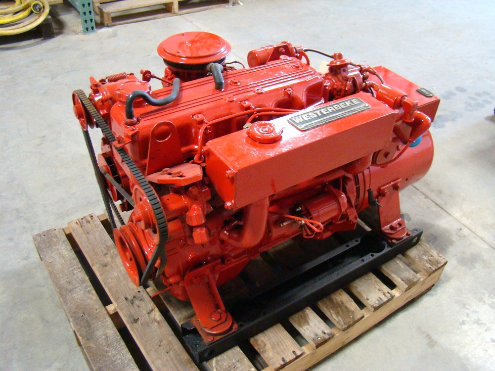 WESTERBEKE 8000 KW GENERATOR FOR SALE **SOLD** Generators