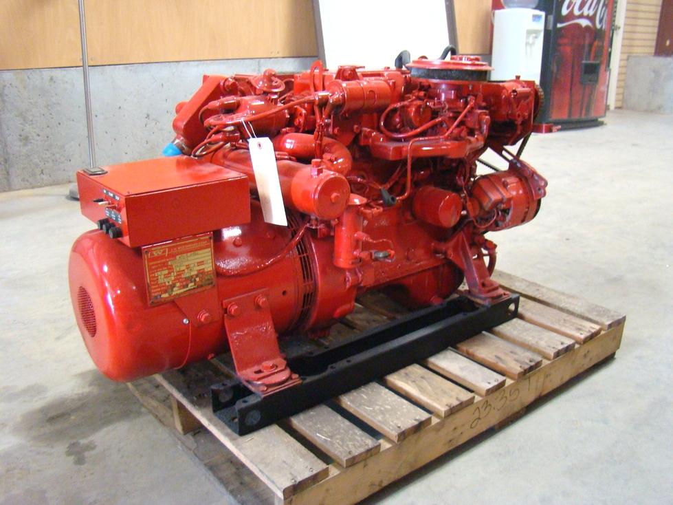 WESTERBEKE 8000 KW GENERATOR FOR SALE **SOLD** Generators