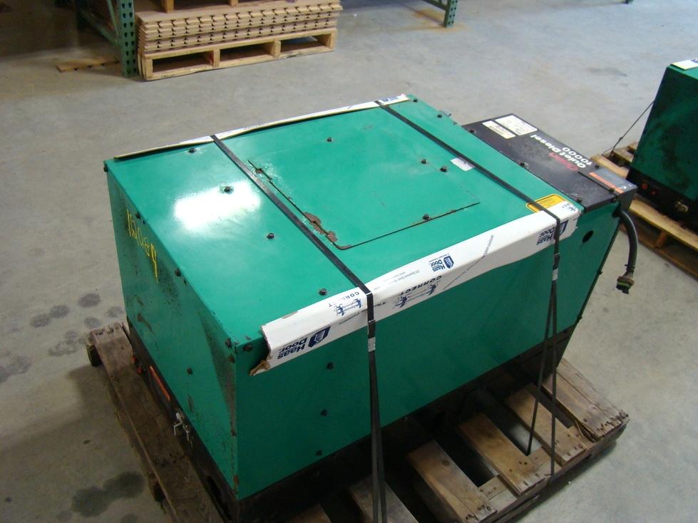 10000 ONAN QUITE DIESEL GENERATOR USED - CALL FOR AVAILABILITY Generators