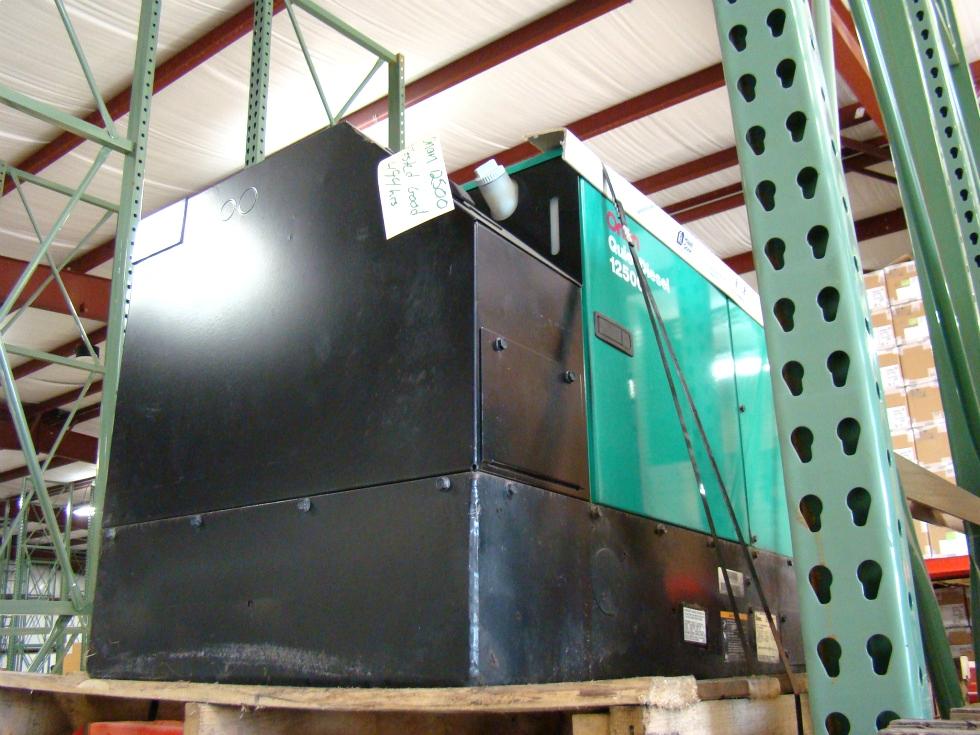 USED 12500 ONAN QUIET DIESEL GENERATOR CALL FOR AVAILABILITY Generators