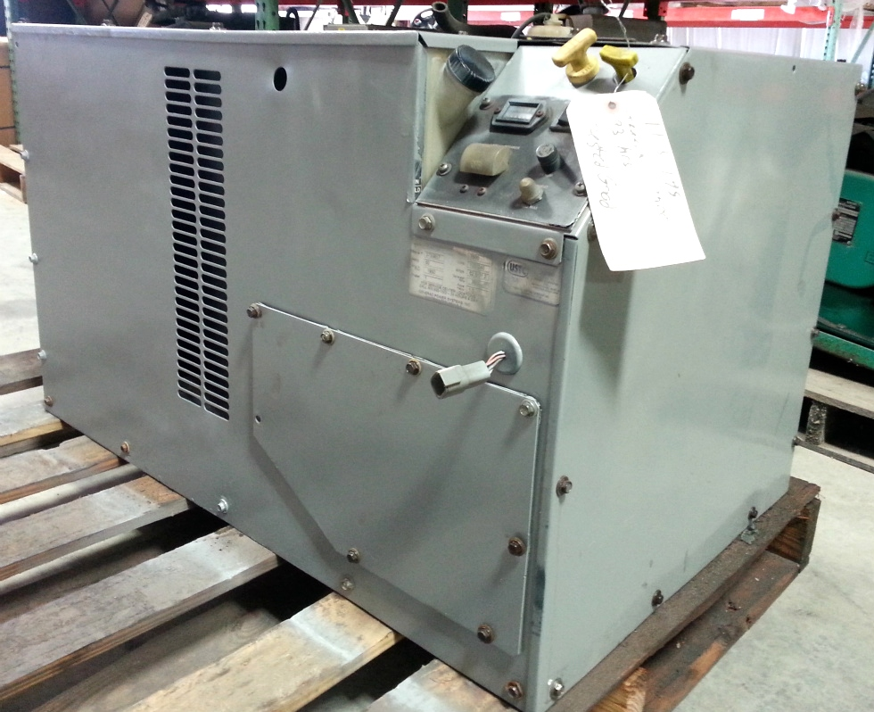 RV / MOTORHOME GENERAC 75D RV DIESEL GENERATOR FOR SALE Generators