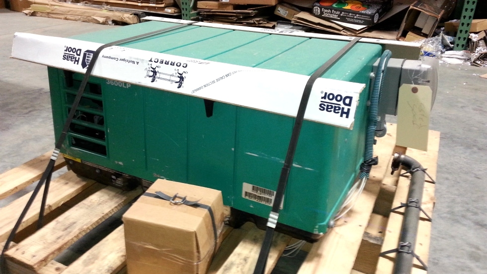 Onan 3600 LP Generator model 3.6kyfa26120k Generators