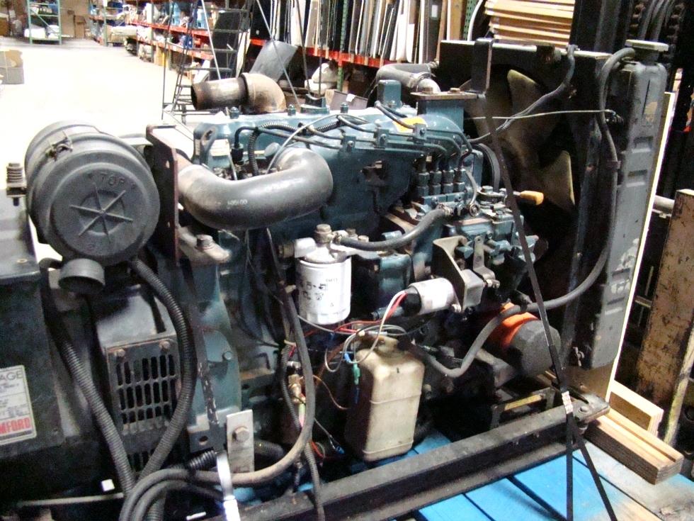 USED BUS DIESEL GENERATOR FOR SALE: DIESEL STAMFORD/KUBOTA ENGINE 21,000 KW Generators
