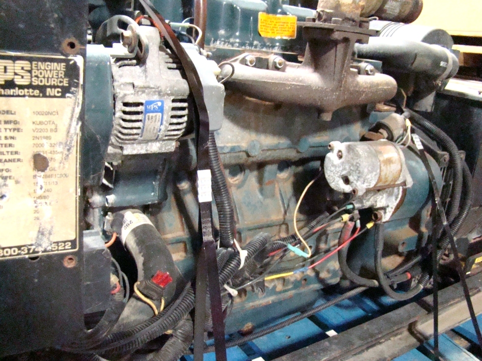USED BUS DIESEL GENERATOR FOR SALE: DIESEL STAMFORD/KUBOTA ENGINE 21,000 KW Generators