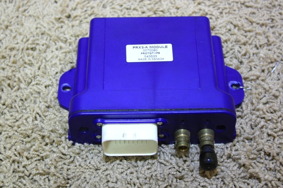 USED RV PARTS PRX3-A MODULE - GENERATOR CONTROL FOR SALE Generators