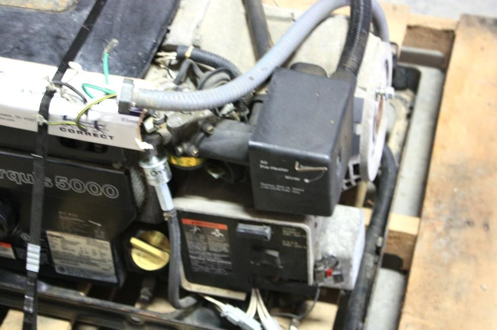 Generators Onan Gas Marquis 5000 Generator For Sale Onan