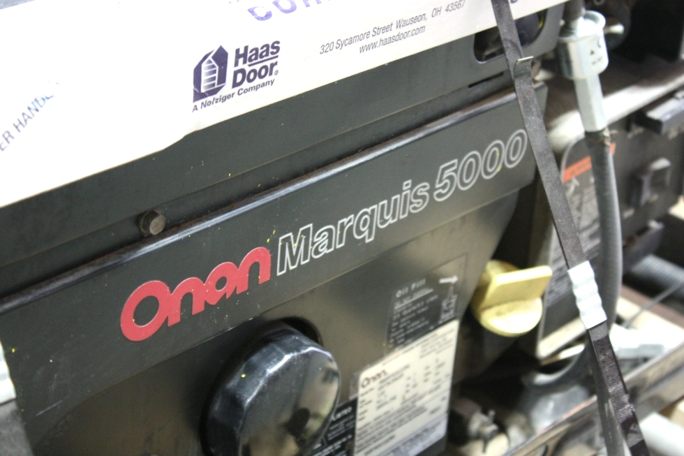 Onan Marquis 5000
