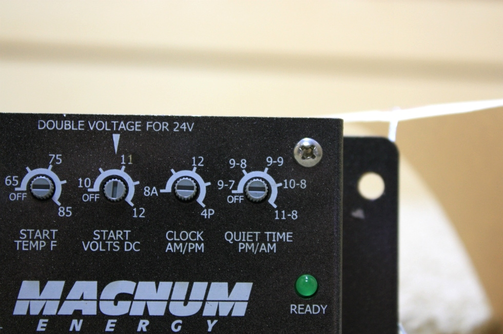 USED RV PARTS MAGNUM ENERGY AUTOMATIC GENERATOR START FOR SALE Generators
