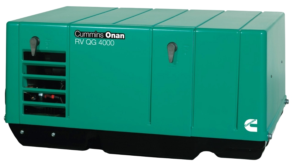CUMMINS ONAN QG 4.0 GASOLINE RV GENERATOR FOR SALE Generators