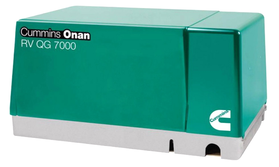CUMMINS ONAN QG 7.0 GASOLINE MARGUIS GOLD RV GENERATOR Generators