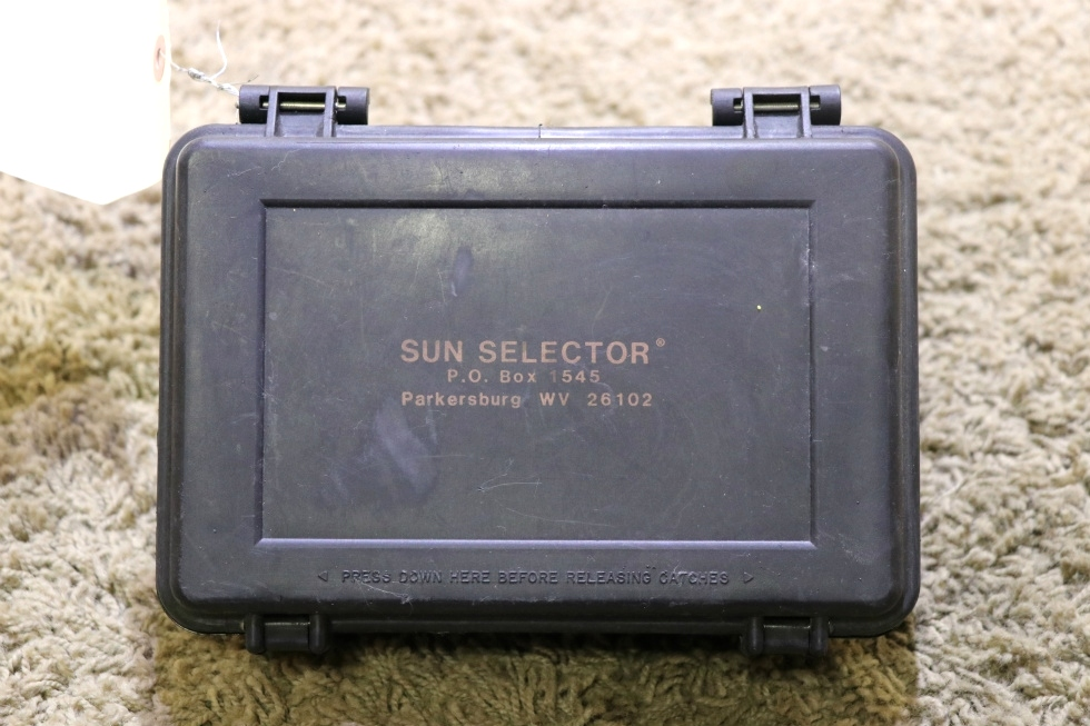 USED MOTORHOME SUN SELECTOR GENMATE GENERATOR START #9030 FOR SALE Generators