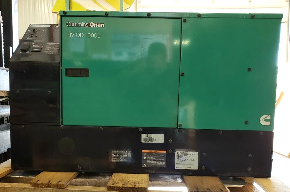Rv Diesel Generator >> Generators 10hdkca 11608f Used Cummins Onan Rv Qd 10000