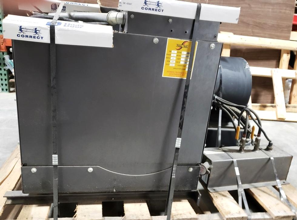 10 KW POWER TECH USED DIESEL GENERATOR RV/MOTORHOME/BUS PARTS FOR SALE Generators