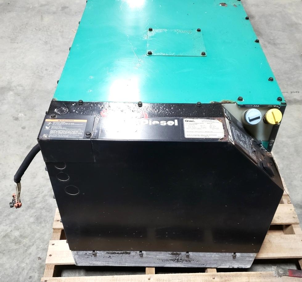 USED MOTORHOME ONAN 7500 QUIET DIESEL GENERATOR RV PARTS FOR SALE Generators