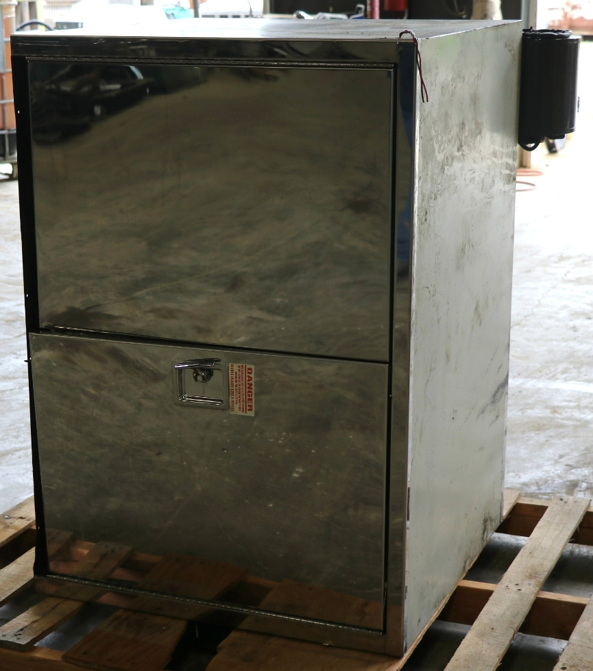 USED STAINLESS STEEL GENERATOR QUIET BOX Generators