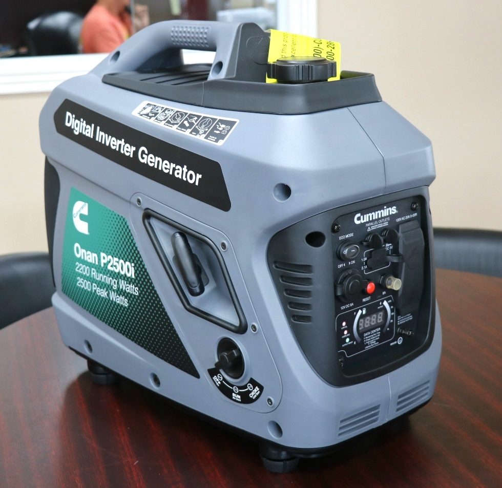 ONAN P2500i 2500 WATT DIGITAL INVERTER GASOLINE PORTABLE GENEARTOR FOR SALE Generators