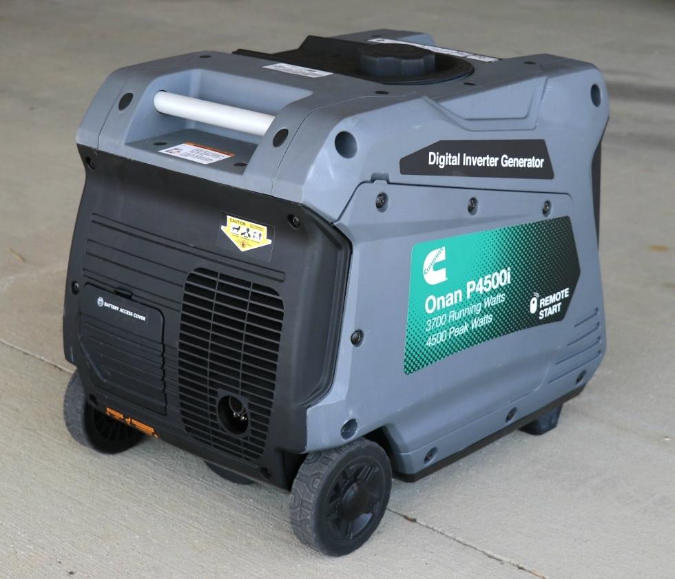 ONAN P4500i DIGITAL INVERTER GASOLINE PORTABLE GENERATOR FOR SALE Generators