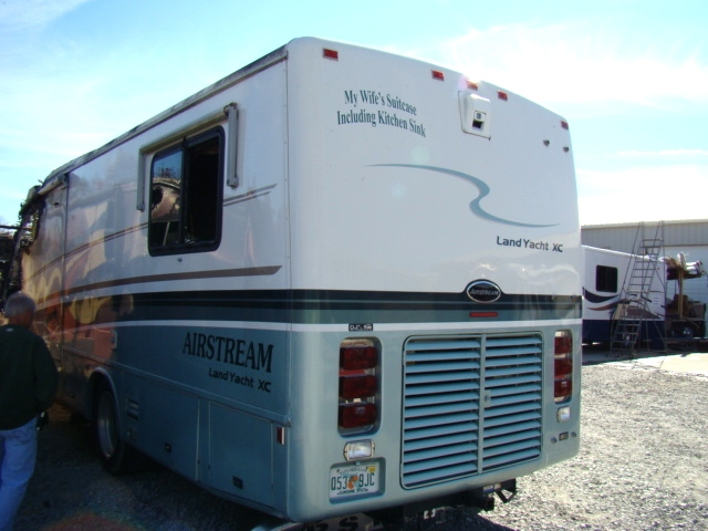 AIRSTREAM MOTORHOME PARTS FOR SALE - 2000 LAND YACHT RV Exterior Body Panels
