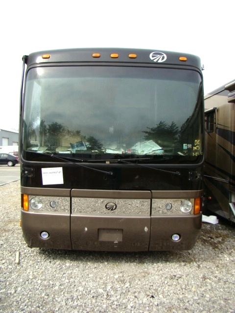 USED RV PARTS FOR SALE / 2002 MONACO SIGNATURE FRONT CAP  RV Exterior Body Panels