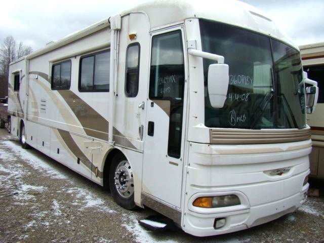 2001 AMERICAN TRADITION USED PARTS FLEETWOOD RV PARTS FOR SALE RV Exterior Body Panels