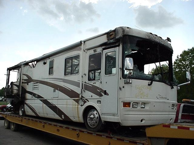 2001 TRADEWINDS DIESEL PUSHER MOTORHOME PARTS  RV Exterior Body Panels