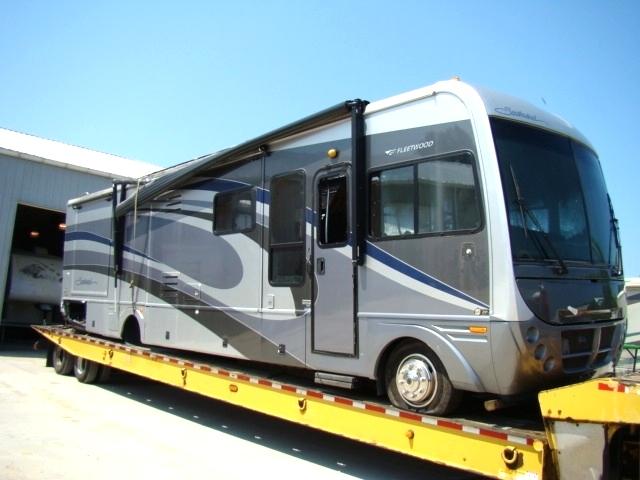2006 SOUTHWIND 37C USED RV PARTS FLEETWWOOD SALVAGE SALE  RV Exterior Body Panels
