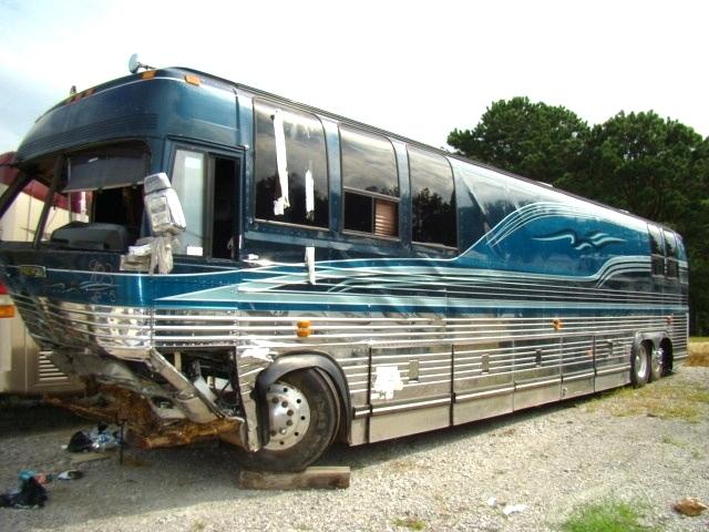 Rv exterior body panels 1997 prevost xl 45 used prevost for Prevost motor coach sales