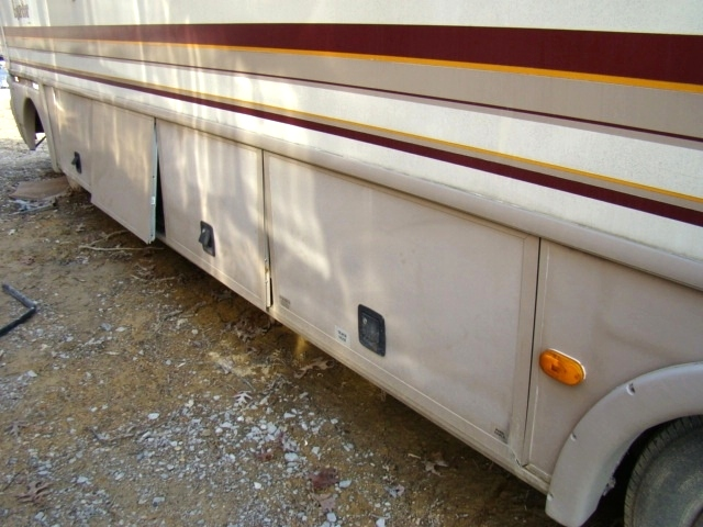 Rv Exterior Body Panels 1996 Fleetwood Bounder Motorhome Parts For