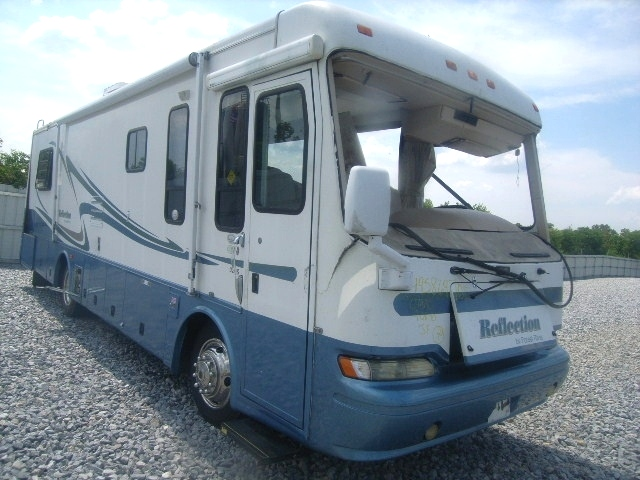 2001 REFLECTION MOTORHOME PARTS FOR SALE USED RV SALVAGE PARTS  RV Exterior Body Panels