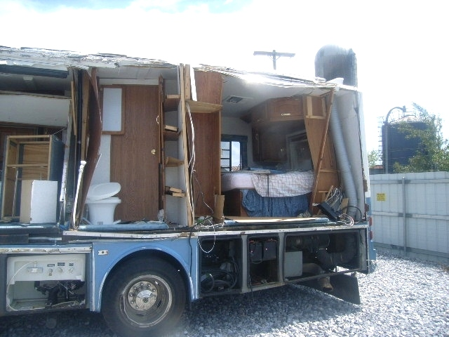 RV Exterior Body Panels 2001 REFLECTION MOTORHOME PARTS ...