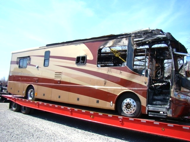 2005 FLEETWOOD REVOLUTION MOTORHOME PARTS FOR SALE RV SALVAGE PARTS  RV Exterior Body Panels