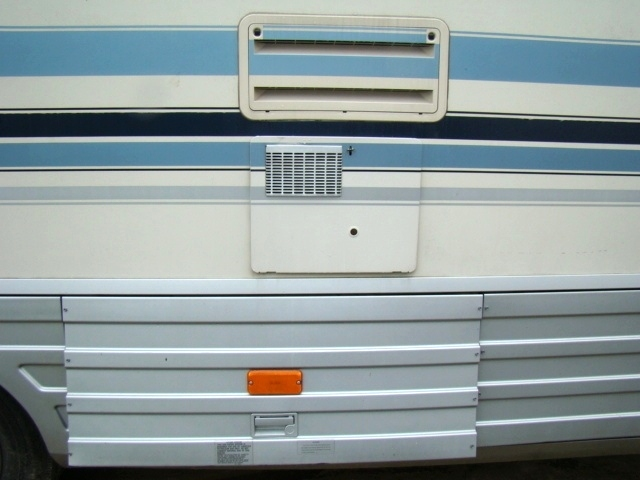 USED WINNEBAGO PARTS FOR SALE USED 1993 WINNEBAGO VECTRA MOTORHOME PARTS  RV Exterior Body Panels