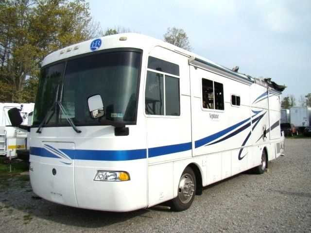 2002 HOLIDAY RAMBLER NEPTUNE PARTS FOR SALE - RV SALVAGE USED PARTS  RV Exterior Body Panels