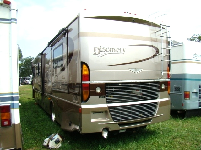 2005 FLEETWOOD DISCOVERY PARTS FOR SALE / RV SALVAGE  RV Exterior Body Panels