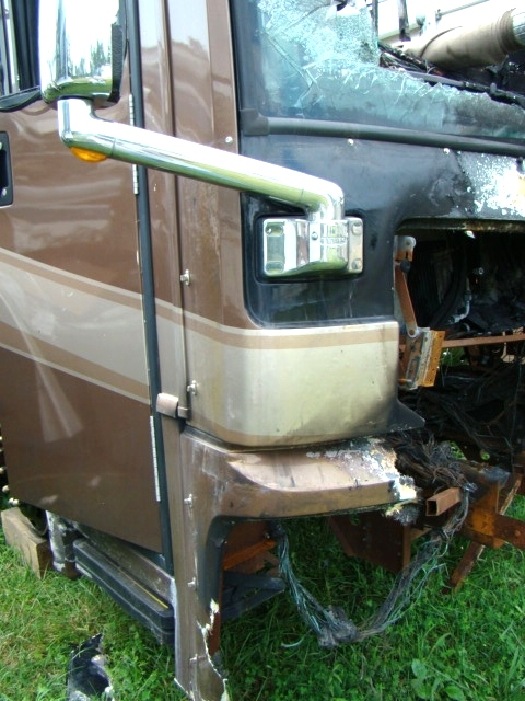 Rv Exterior Body Panels 2005 Fleetwood Discovery Parts For