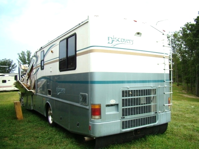 RV PARTS FLEETWOOD DISCOVERY YEAR 2000 MOTORHOME SALVAGE  RV Exterior Body Panels