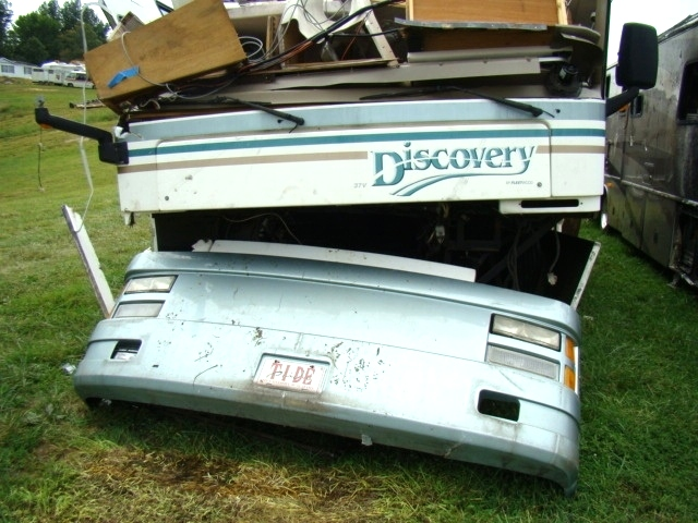 RV Exterior Body Panels RV PARTS FLEETWOOD DISCOVERY YEAR 2000