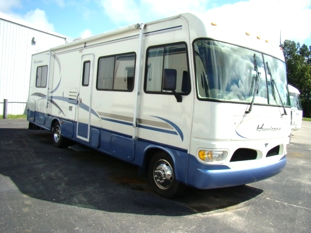 2000 FOUR WINDS HURRICANE 31FT MOTORHOME PARTS FOR SALE  RV Exterior Body Panels
