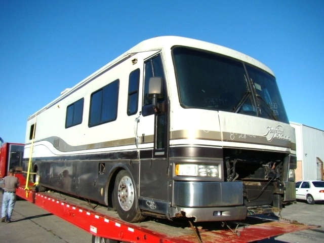 1997 FLEETWOOD AMERICAN EAGLE USED PARTS FOR SALE  RV Exterior Body Panels