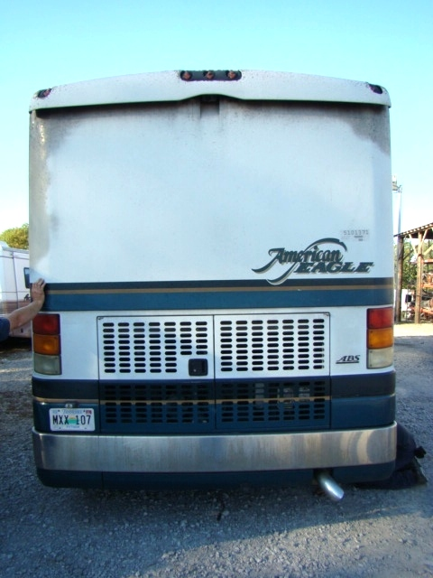 1996 AMERICAN EAGLE 40FT MOTORHOME USED REPLACEMENT PARTS FOR SALE  RV Exterior Body Panels