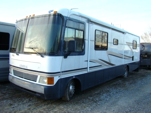 2000 HOLIDAY RAMBLER ADMIRAL RV SALVAGE PARTS FOR SALE  RV Exterior Body Panels
