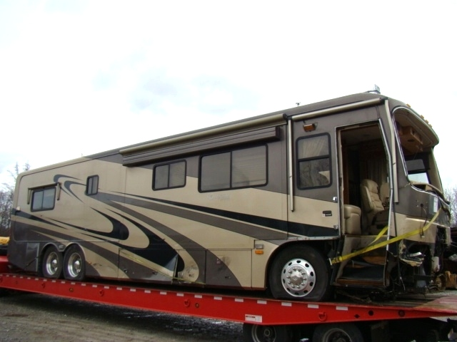 MONACO DYNASTY PARTS FOR SALE - 2003 USED SALVAGE MOTORHOME PARTS  RV Exterior Body Panels