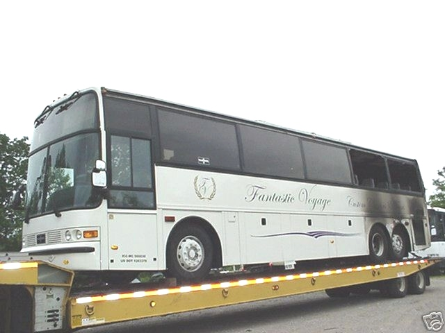 1991 Vanhool T840 Passenger Bus - Parting Out - Used Bus Part For Sale RV Exterior Body Panels