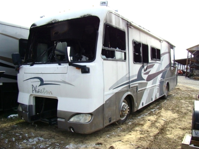 2002 ALLEGRO PHAETON PARTS FOR SALE UESD RV / MOTORHOME PARTS -VISONE  RV Exterior Body Panels