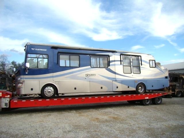 2007 FLEETWOOD DISCOVERY RV PARTS FOR SALE - US RV / MOTORHOME SALVAGE  RV Exterior Body Panels