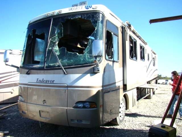 2002 HOLIDAY RAMBLER ENDEAVOR PART FOR SALE RV SALVAGE PARTS  RV Exterior Body Panels