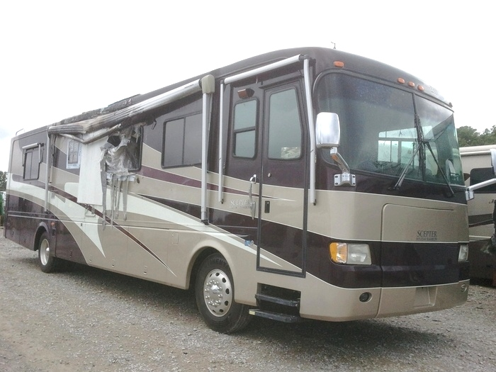 2001 HOLIDAY RAMBLER SCEPTER PARTS FOR SALE SALVAGE CALL VISONE RV 606-843-9889  RV Exterior Body Panels