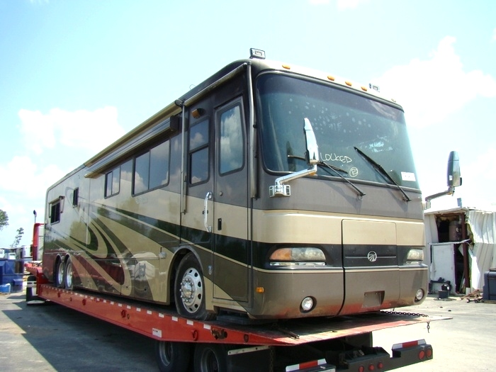 USED MOTORHOME PARTS 2003 MONACO DYNASTY PART FOR SALE  RV Exterior Body Panels